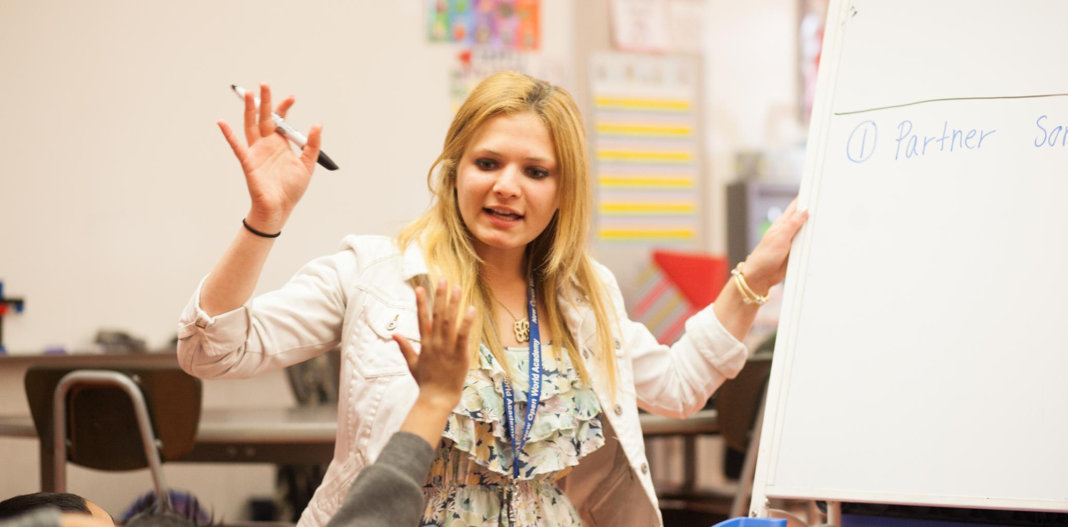 Teacher growth and evaluation