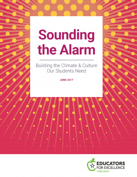 Sounding the Alarm cover
