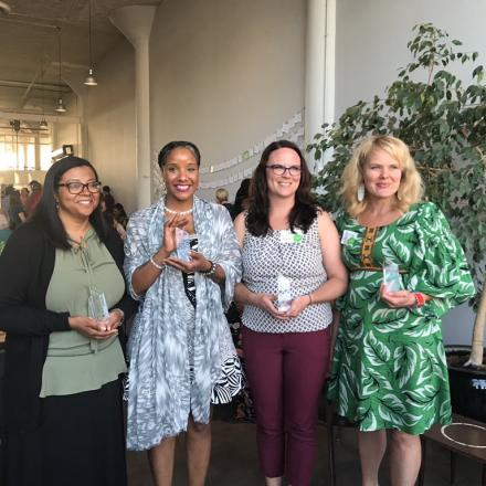 Minnesota teacher leader award winners